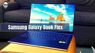 Samsung Galaxy Book Flex Unboxing & First Look:  Time to Flex!