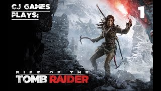 Rise of the Tomb Raider - Ep.1 The First Jump's the Hardest