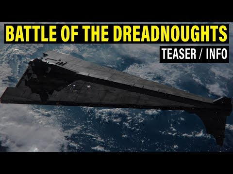 Battle of the Dreadnoughts - Teaser and Release Date  A Star Wars Short Film