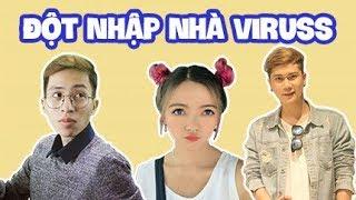 Bữa Cơm Thân Mật Nhà Viruss..Bắt Gặp Vanh Leg - Sau Ánh Hào Quang || ĐỘT NHẬP CĂN CỨ YOUTUBER #2