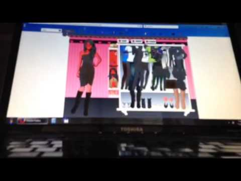 Playing Dress Up Games On Pog  Miranda Cosgrove, Demi Lovato, Taylor Swift, Selena Gomez, Rihanna