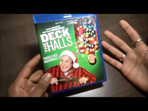 Deck The Halls Blu-ray Unboxing!
