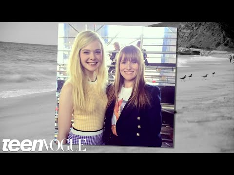 Editor in Chief Amy Astley Talks About Writing Elle Fanning's Cover Story -- Teen Vogue