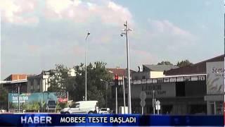Mobese teste ba�lad� ! (V�DEO)