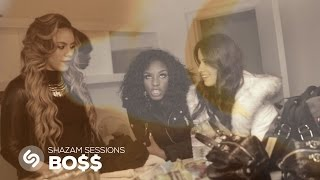 Fifth Harmony 'Bo$$' - #ShazamSession