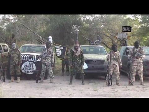 Suspected Boko Haram militants kidnap 40 men in north-east Nigeria