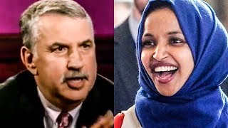 Thomas Friedman Brilliantly Explains Why Ilhan's Israel Comments Are Fundamentally True