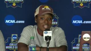 WCWS: Sooners win second straight title