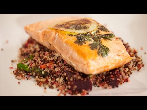 Everyday Gourmet Sous Vide Salmon