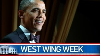 West Wing Week: 05/03/13 or Nobody Does It Better
