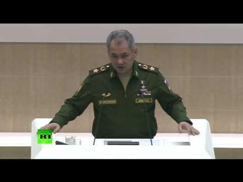 Шойгу: Минобороны почти уверено в причине крушения Ту - 154