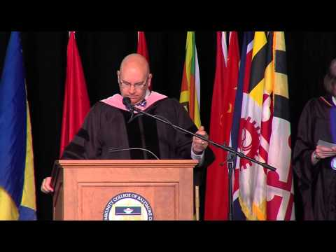The Community College of Baltimore County 2014 Commencement