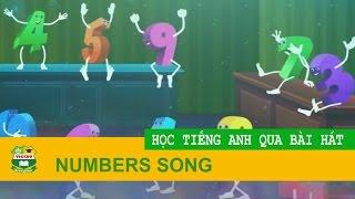 Bé đếm số tiếng Anh qua bài hát