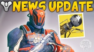 Destiny: NEWS UPDATE! Events In 2017, Next Patch, Leaked Exotic, Fake Destiny 2 Leaks & Crimson Days