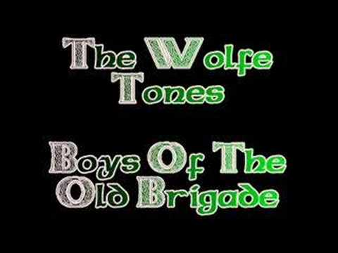 The Wolfe Tones - The Boys Of The Old Brigade