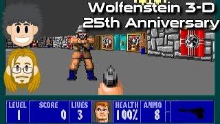 Wolfenstein 3D 25th Anniversary - #CUPodcast