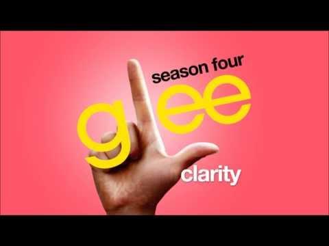 Clarity - Glee Cast [hd Full Studio] video
