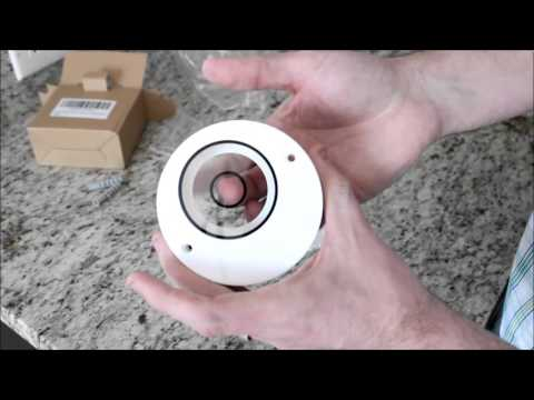 Nest Cam Dropcase Outdoor Enclosure - Unbox, Samples and Night Vision