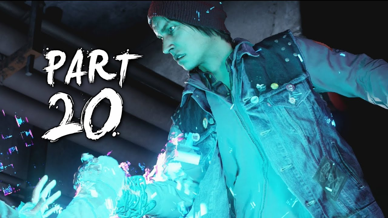 Infamous Second Son Gameplay Walkthrough Part 20
