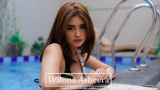 Model Mata Lelaki Wilona Asheera | BTS Photo Shoot 2019