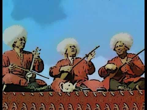 Turkmen Music By Gazag Pang: Dashali video