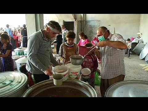 Iraq: UN refugee agency launches major aid push for displaced