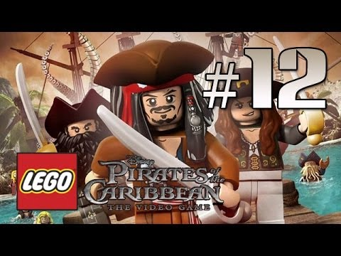 We Play: LEGO: Pirates of the Caribbean - Norrington's Choice - Part 12 Walkthrough