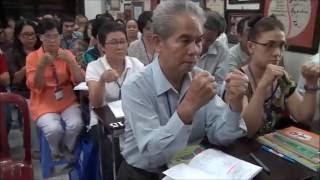 QUAY CỔ TAY - THÔNG KHÍ & CHỮA BỆNH @GS.TSKH Bùi Quốc Châu