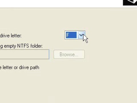 Delete, merge, create, and rename a hard drive partition
