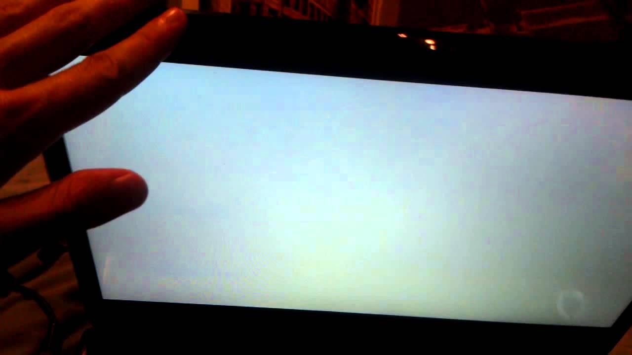 bug pc portable ecran asus youtube