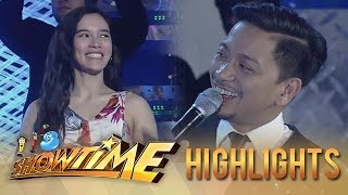 It's Showtime Miss Q & A: Jhong asks Ate Girl