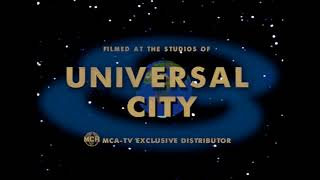 Universal Television logos (by logomanseva) during the MCA years