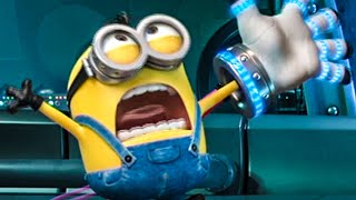 DESPICABLE ME 3 Minions Moments Funny Short Movie (2017)