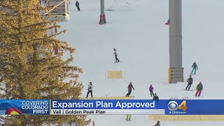Expansion Planned Approved At Vail Mountain