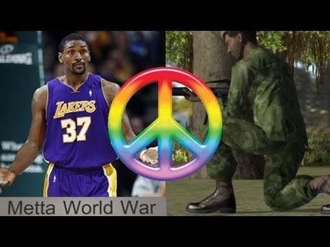 Metta World Peace: Laker faces suspsension for elbowing