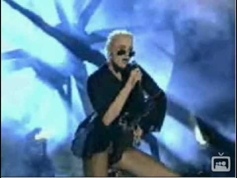 Brigitte Nielsen SEXY performance at KU CLUB in IBIZA !!!