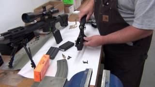 Understanding the Olympic Arms UMAR .22-250 AR15
