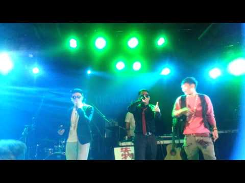 20131011 【小人不隻一個演唱會台北場】小人&R-Flow&RPG&好球先生-強哥好強
