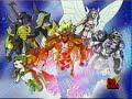 Digimon 4 de opening en español
