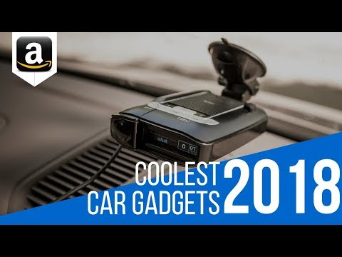 Top 7 Coolest Must-Have Car Accessories and Car Gadgets #3 2018