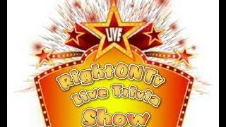 SE01/Ep03 RightOnTV LivE Urban Sitcom Trivia Show