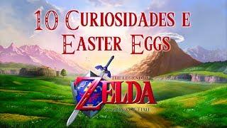 10 Curiosidades e Easter Eggs - The Legend of Zelda: Ocarina of Time