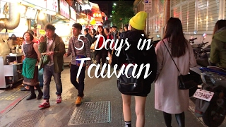 Why I Love Taiwan | Kaoshiung, Tainan, Taipei | Travel Vlog 2017 HD