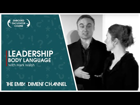 Body Language of Leadership - Leadership Development Video
