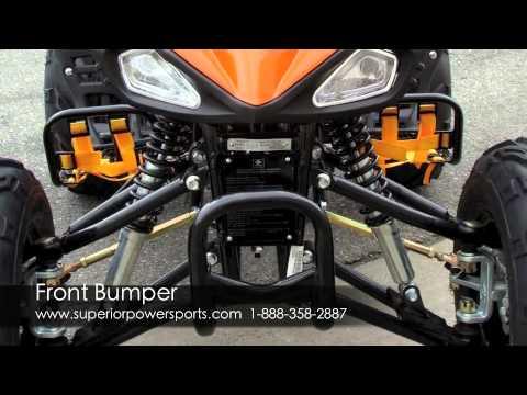Superiorpowersports.com Taotao 110cc(125) ATV Type G