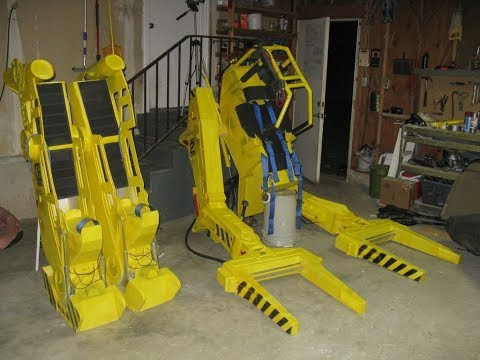 TMG - Power Loader Costume