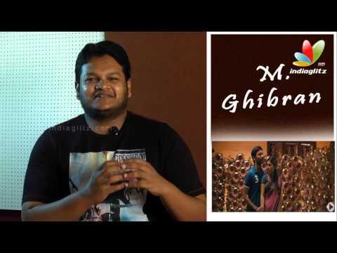 Interview with M Ghibran on Naiyaandi | Music Director | Dhanush, Nazriya, Sargunam | Tamil Movie