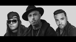 Mi Tesoro letra Zion y Lennox FT Nicky Jam