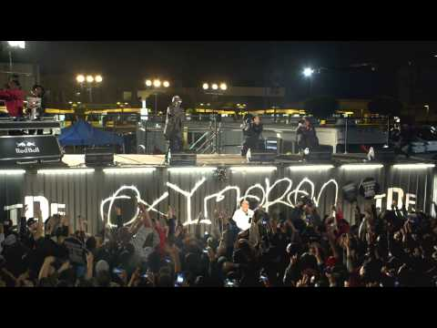 ScHoolBoy Q - Pop-Up Performance (Trailer)