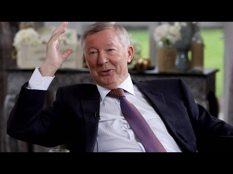Sir Alex Ferguson Full Length Christmas Interview - Fergie Time, Louis Van Gaal & Developing Players